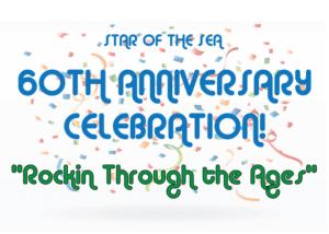 SOS 60th Anniversary Celebration - Rockin' Through the Ages @ Star of the Sea Catholic School