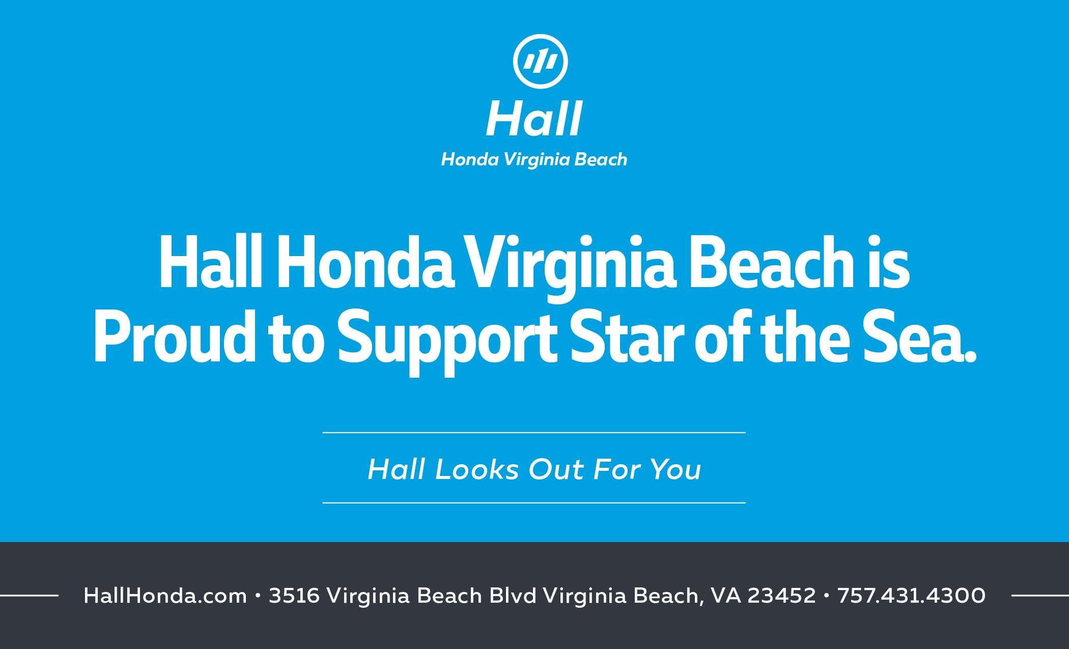 Hall Honda